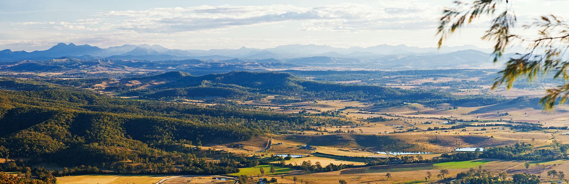 Invest Scenic Rim Queensland
