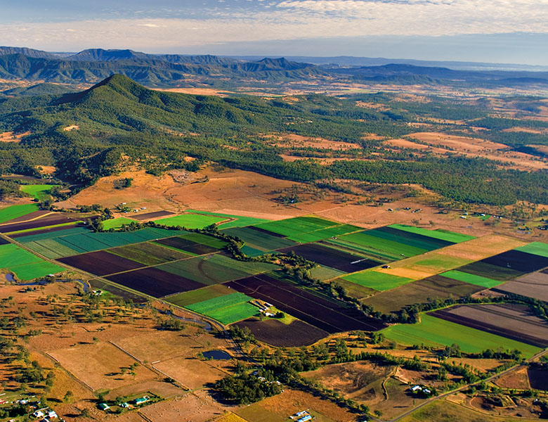 Scenic Rim Region Overview