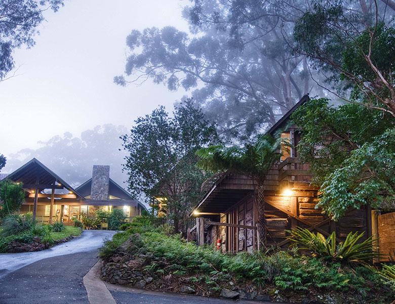Binna Burra Lodge