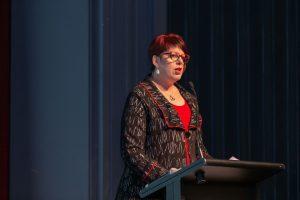General Manager Customer and Regional Prosperity Debra Howe.