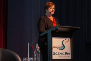 Manager QLD, NBN Local Linda Herden.