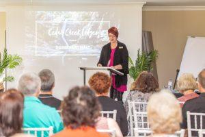 Debra Howe, General Manager Customer & Regional Prosperity, Scenic Rim Regional Council.