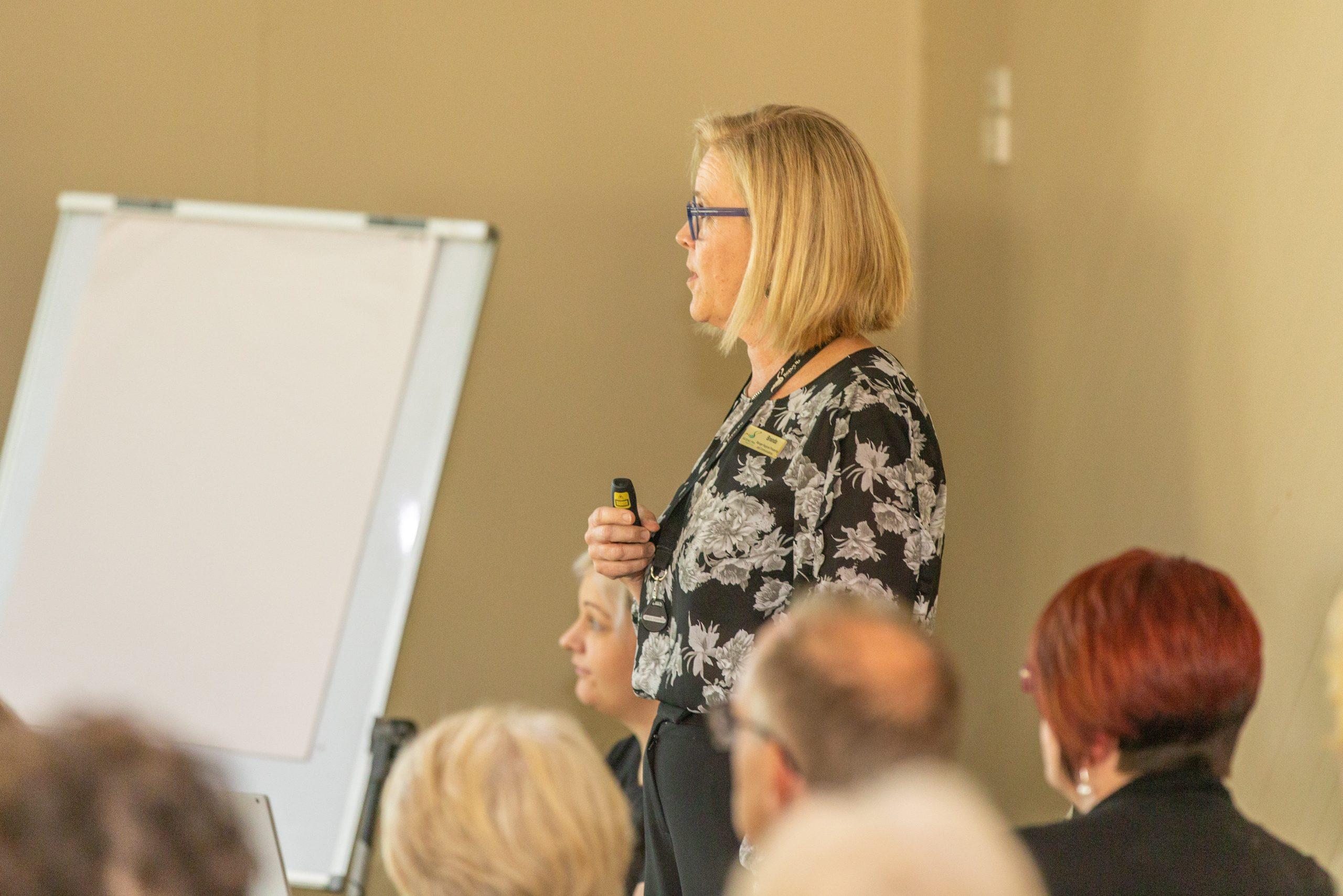 Brenda Walker, Manager Regional Prosperity & Communications Scenic Rim Regional Council.